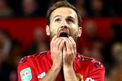 Juan Mata Difficult Month Manchester United