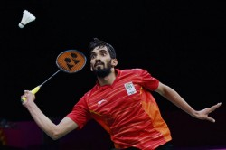 Kidambi Srikanth Stuns Lin Dan To Enter Denmark Open Quarterfinals