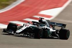 Kimi Raikkonen Wins United States Grand Prix Hamilton Forced To Wait