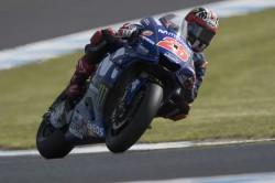 Vinales Ends Yamaha Drought After Marquez Retires At Phillip