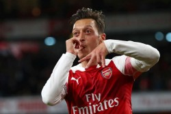 Arsenal 3 Leicester City 1 Outstanding Ozil Premier League Match Report
