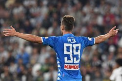 Napoli Star Milik Robbed At Gunpoint After Champions League