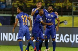 Bhumij Saves A Point For Mumbai Against Kerala Blasters