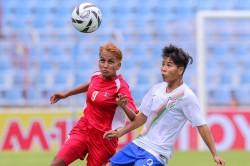 Nepal Beat India Afc U 19 Women S Championship Qualifiers