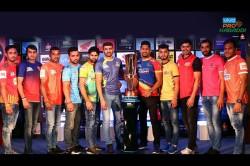 Pro Kabaddi League 2018 Tamil Thalaivas Take On Patna Pirates In Season Opener