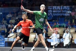 India S Campaign Qatar Classic Squash Ends As Ghosal Goes Do