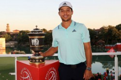 Schauffele Believes His Time Has Come