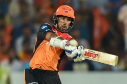 Shikhar Dhawan Set To Play For Delhi Daredevils In Ipl