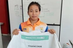 Youth Olympics Silver Medallist Judoka Tababi Donates To Ioc