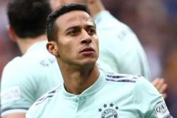 Mainz 1 Bayern Munich 2 Thiago Strike Gets Champions Off The Hook