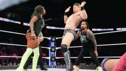 Wwe Mixed Match Challenge Results From Episode 6 Octob