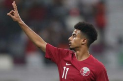 Afif Nets The Winner As Qatar Stun Switzerland International