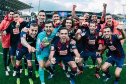 Eibar Inflict A Painful 0 3 Defeat On Real Madrid