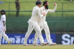 England Sri Lanka Second Test