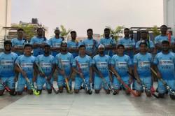 Hockey India Names 18 Member Team The 2018 Odisha Hockey Mens World Cup