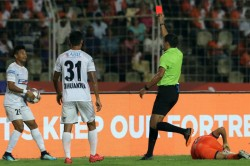 Fc Pune S Diego Carlos Suspended For More Matches