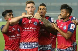 Isl Jfc Vs Ddfc Jamshedpur Deny Delhi Their First Win