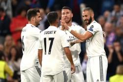 Viktoria Plzen Real Madrid Karim Benzema 200th Goal