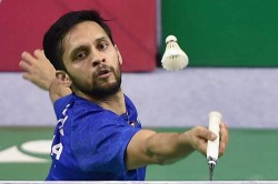 Korea Open Kashyap Sourabh Crash Out As India S Campaign Ends