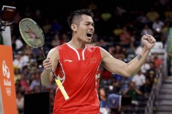 From Super Dan First Round Alin As Badminton Legend Falters