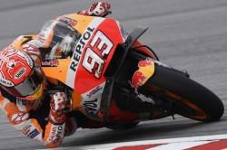 Marc Marquez Malaysia Motogp Valentino Rossi Crash
