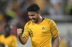 Match Report Australia South Korea