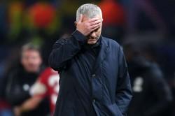Manchester United Jose Mourinho Frustrated By Marcus Rashford