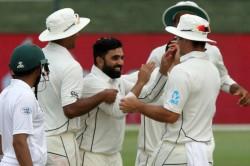 Pakistan Vs New Zealand Ist Test Kiwis Beat Pak By Four Runs Ajaz Patel Takes Five