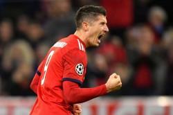 Champions League Report Bayern Munich Aek Athens Robert Lewandowski