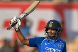 Ambati Rayudu Unfazed About Lack Match Practice Ahead Australia Tour