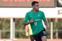Afc Asian Cup 2019 Nabbout Relishes Australia S Attacking S