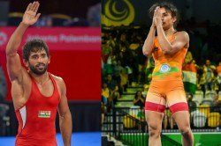 Flashback 2018 Bajrang Vinesh Emerge New Superstars Indian Wrestling Sushil Kumar Sakshi Malik Fade