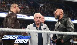 Alternate Wwe Wrestlemania Match Batista If Triple H Is Unavailable