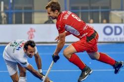 Hockey World Cup 2018 Belgium End Pakistan S Campaign Netherlands Crush Canada