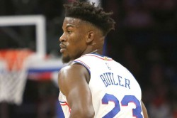 Nba Wrap Highlights Video Scores Friday Philadelphia 76ers Come From Behind To Extend Detroit Pistons Skid Without Joel Embiid Jimmy Butler Scores