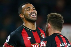Bournemouth 2 Huddersfield Town 1 Callum Wilson Ryan Fraser Score Report