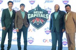 Delhi Daredevils Are Now Delhi Capitals Team Unveils New Identity With New Logo Crest Colours