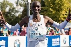 Eliud Kipchoge Caterine Ibarguen Iaaf World Athletes Of The Year
