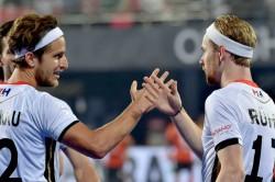 Hockey World Cup Germany Beat Malaysia 5 3 Book Quarterfinal Berth