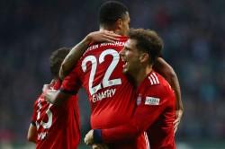 Werder Bremen 1 Bayern Munich 2 Gnabry Double Bundesliga Report