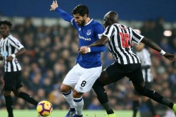 Everton 1 Newcastle United 1 Toffees Frustrated By Dogged Magpies