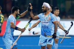 Hockey World Cup 2018 Stern Belgium Test Awaits India After Sa Demolition