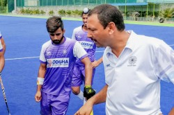 Hockey World Cup 2018 India Coach Harendra Irks Fih Raising Questions On Umpiring