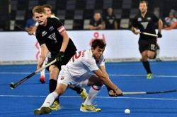 Hockey World Cup 2018 New Zealand Hold Spain 2 2 Draw Qualify Crossovers
