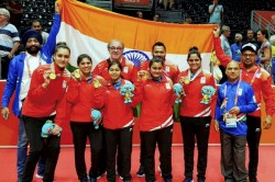 Landmark 2018 Fuels Olympic Medal Hopes Indian Table Tennis