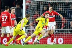 Middlesbrough 0 Burton Albion 1 League One Semi Finals
