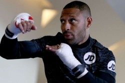 Kell Brook Amir Khan Bent Over Backwards War Of Words Boxing