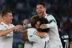 Real Madrid 4 Al Ain 1 Modric Solari Club World Cup Match Report