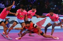 Pkl Bengaluru Bulls Beat Jaipur Pink Panthers
