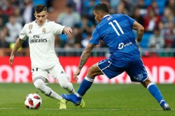 Real Cruise Into Copa Del Rey Last 16 After Thrashing Melill